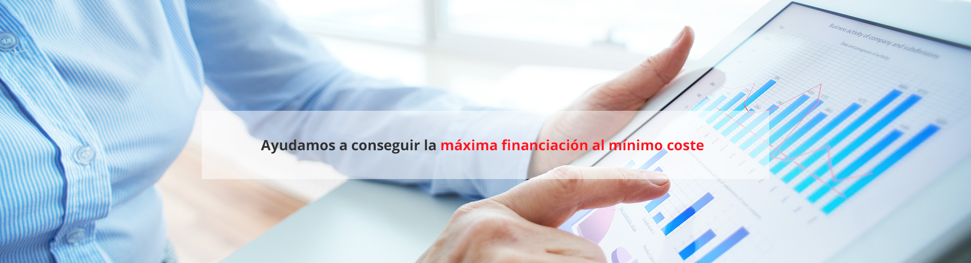 Gestió obtenció de finançament