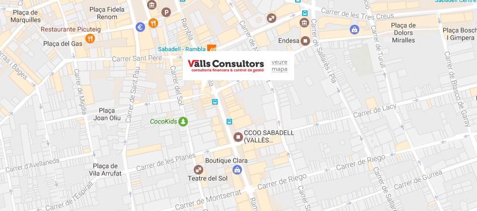 Valls Consultors - Consultoria financera i Control de gestió